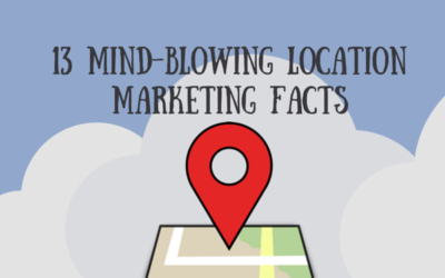 13 Mind-blowing Online Location Marketing Facts for Every Local Business